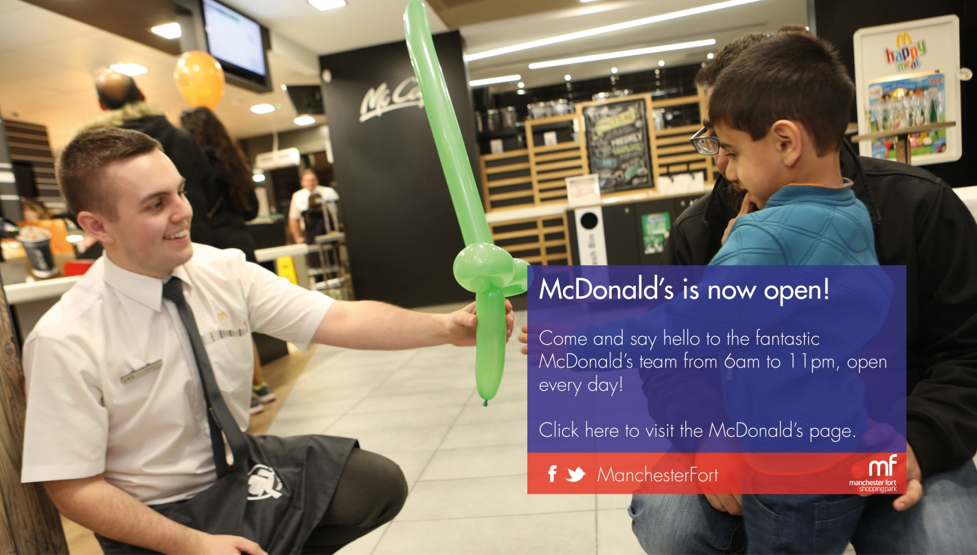 mcdonalds customer service policy What makes mcdonald'smcdonald's aims to deliver the highest levels of quality, service and cleanliness to all of its customers in each and every restaurant the key.