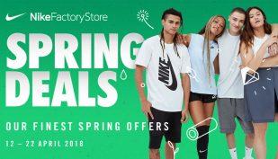 Nike Spring Deals